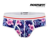 "Mosmann ""All Day Cool & Dry"" Briefs - St Lucia"