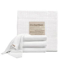 Cellular Blanket by Little Bamboo with airflow - packaging