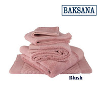 Baksana Bamboo Towels - Blush