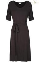 Women's Bamboo Gemma Dress - Black