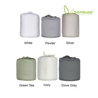 Bamboo Twill Sheet Set by Bambusa - Colour Swatch