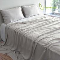 Bamboo Twill Sheet Set by Bambusa - Ivory