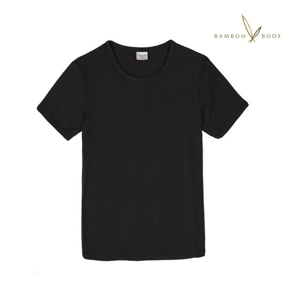 Men's Bambooo Tee - Black