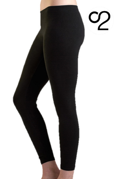 Full Length Bamboo Leggings