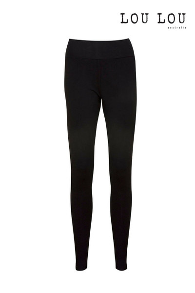 Bamboo Luxe Legging - Black