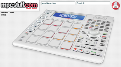 MPC Studio Customizer