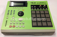 Green Akai MPC2000XL