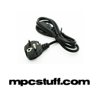 Akai MPC Power Cable - Europe Only Power Adapter