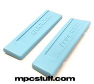 Light Carolina Blue MPC1000 End Cap Set