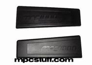 MPC 1000 End Caps ( Factory Black Set )