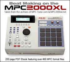 Beat Making on the MPC2000XL e-Book
