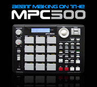 Beat Making on the MPC500 - eBook