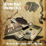 Boom Bap Phonetics - Drum Sample Kit