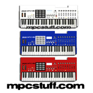 Akai MPK 49 Color Faceplate Skin - Choose Color