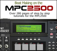 Beat Making on the MPC2500 e-Book
