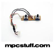 MPC 2000XL Volume PCB Board ( Used)