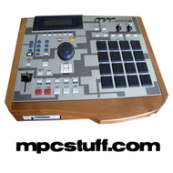 MPC 2000XL Wood Side Panel End Cap Kit