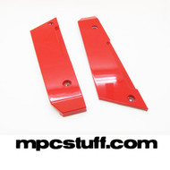 MPC 2500 End Cap Set (Custom Color)