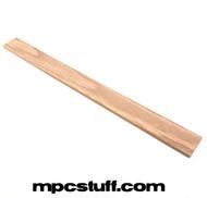 Akai MPC Renaissance Wood Front Palm Rest Panel - Unstained