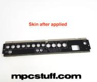 MPC 1000 Black Back Plate Panel Skin