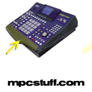 MPC 4000 Front Panel (Black)