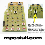 MPC 1000 Right Hand PCB Board - Metal Encoder Version