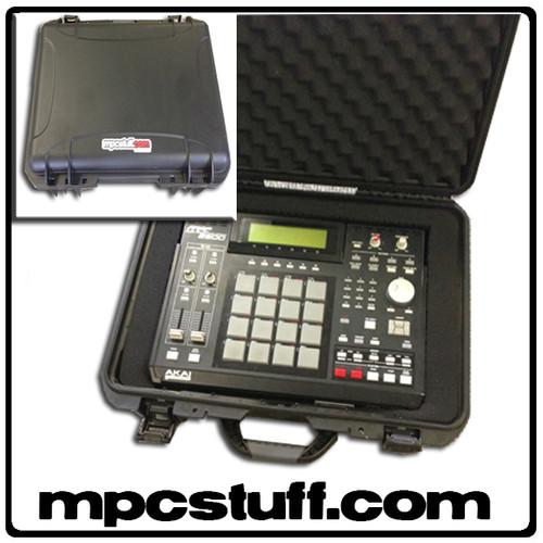Akai MPC2500 MPC2000XL Carry Hard Case