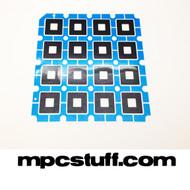 Native Instruments Maschine / Mikro Pad Sensor Sheet Replacement
