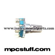 Rotary Encoder Pot - MPD / MPK / APC - Push In to Enter