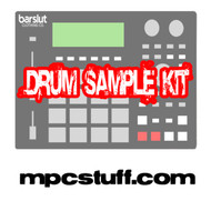 MPC Drum Sample Kit - Dirty South Vol 1.