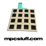 MPC 1000 / MPK Pad Sensors (2nd Version)