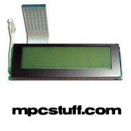 MPC 2000 / MPC2000XL OEM Akai LCD Screen - Used - Missing Pixels