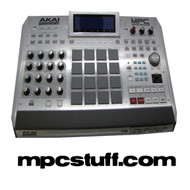 Akai MPC Renaissance - Silver/Chrome - Custom - New
