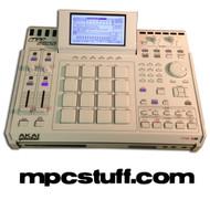 Akai MPC 2500 XLCD - ALL WHITE - ALL OPTIONS - CUSTOM