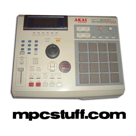 Used Akai MPC 2000XL Studio Plus MCD