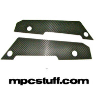 Carbon Fiber Vinyl - Side Panels MPC2500