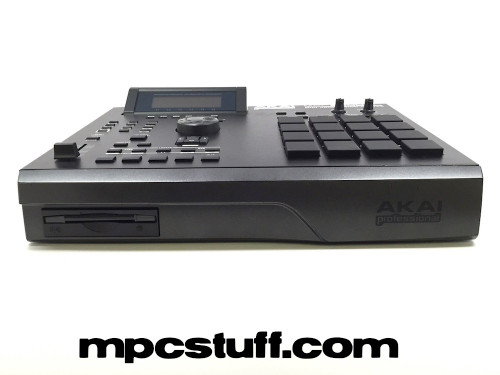Akai MPC 2000XL - Blacked Out Custom Edition - ALL BLACK