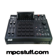 Akai MPC 2500 - ALL BLACK W/ UPGRADES (Refurbished)