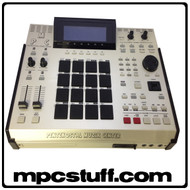 Akai MPC2500 - Custom Painted Pearl White Casing - USED