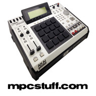 Akai MPC 2500 Special Edition Style Faceplate Skin - SE White