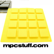 Yellow MPC Thick Pads