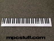 COMPLETE KEY BED ASS'Y - AKAI MPK61