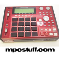 Akai MPC 1000 SE - Red Color w/ Upgrades - Used