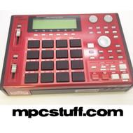 Akai MPC 1000 SE - Red Color w/ Upgrades - Used