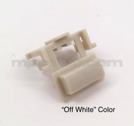 Medium Size White Button for MPC - NEW