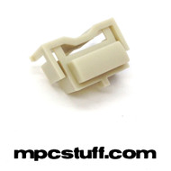 White Medium Button for MPC 2500 and MPC 5000