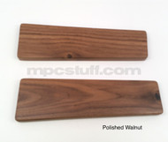 Wood Side Panels for Akai MPC 1000 - Polished Walnut