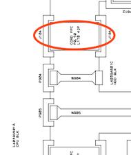 Cord, FFC PO. 50 L170, 42-Pin - MPC2500
