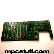 TOP CENTER PCB BOARD - AKAI MAX49