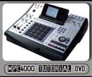 Akai MPC4000 Instructional DVD